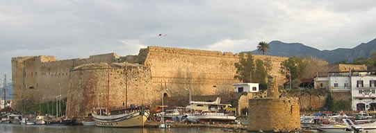 The Castle of Kyrenia